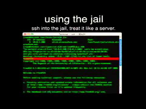 DEF CON 14 - Isaac Levy (.ike): Hacking UNIX with FreeBSD Jail(8), Secure Virtual Servers