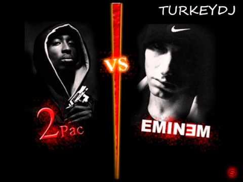 Eminem feat. 2pac ft. Christina Aguilera - Castle Walls