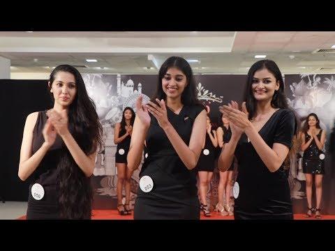 Unveiling of fbb Colors Femina Miss India 2018 Karnataka finalists