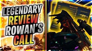 Borderlands 3 │ Legendary REVIEW on THE ROWAN'S CALL!