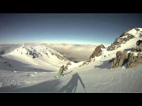 New Zealand ski movie