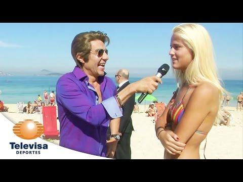 Paulo, el Mirrey en Brasil I Televisa Deportes