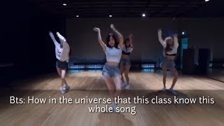 {BTS FF} DANCERS TO LOVERS EPISODE 1 ( FT. RV,BP,MMLD,TWICE)