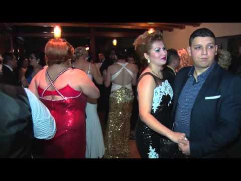 1. Reprezentačný ples rómov - Negatív Dáša 2018
