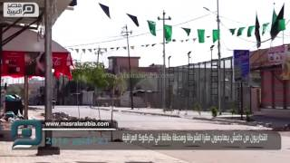 مصر العربية | انتحاريون من داعش يهاجمون مقرا للشرطة ومحطة طاقة في كركوك العراقية