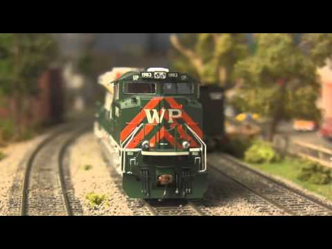 Roger's Railroad Junction March 2016 Video