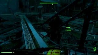 Fallout 4 - 20151225 - Getting Into Fort Hagen