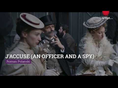 J'ACCUSE (AN OFFICER AND A SPY) - Roman Polanski  - Clip 2