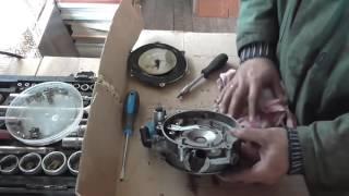 видео ремкомплект газового редуктора