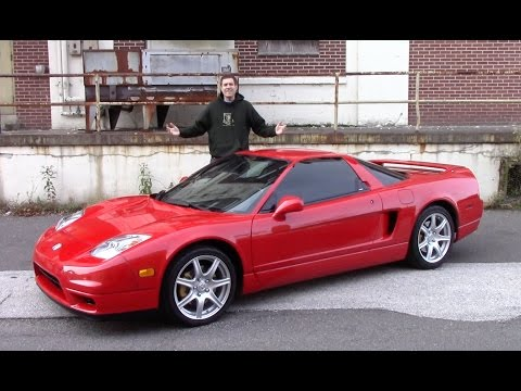 Thumbnail: Here's Why This Acura NSX Is Worth $125,000