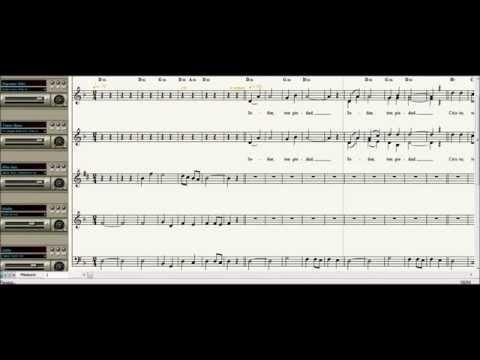 Señor, ten piedad (Francisco Palazón) - Partitura