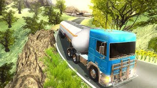 Offroad Drive Transport Truck - Android Gameplay HD