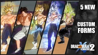 Download Dragon Ball Xenoverse 2 Dope Cac Transformation Mods