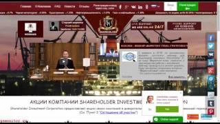 Обзор отличного инвестиционного проекта Shareholder