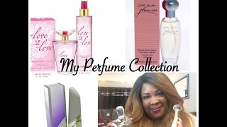 Classy, Sassy & Chic ~ My Perfume Collection ~ Deidra Dazzling