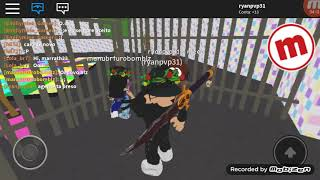 The ROBLOX has updated yes that and very good Nao and MSM (ROBLOX)