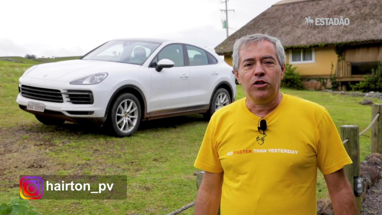 Vídeo: tudo sobre o Porsche Cayenne Coupé