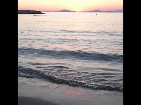 Un dimanche soir de début août à Marseille...
