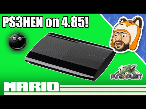 How To Install PS3HEN On Any PS3 On Firmware 4.85 Or Lower! | PS3 Super Slim Homebrew Enabler