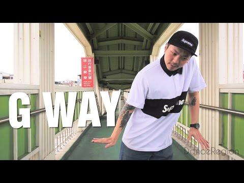 G WAY (Popping) | City Dancer | Dance Region | Vol.101