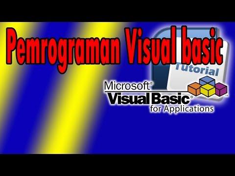 Cara Mudah Belajar Coding Visual Basic