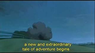 LAPUTA - CASTLE IN THE SKY (Hayao Miyazaki, 1986) - Trailer 1