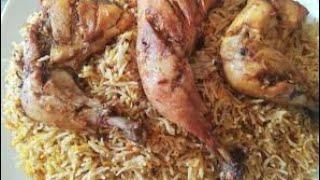 Chana pulao recipe punjabi style recipe with chicken stems fry spicy tasty recipe vlog