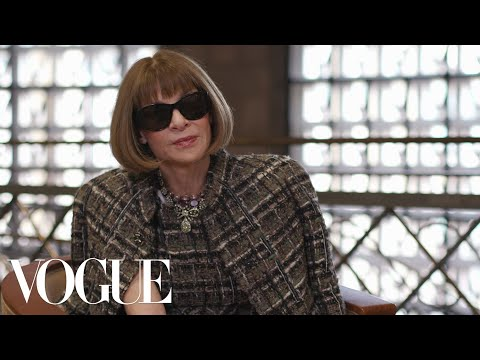 Anna Wintour Shares Her Favorite Moments From Paris Fashion Week | Vogue