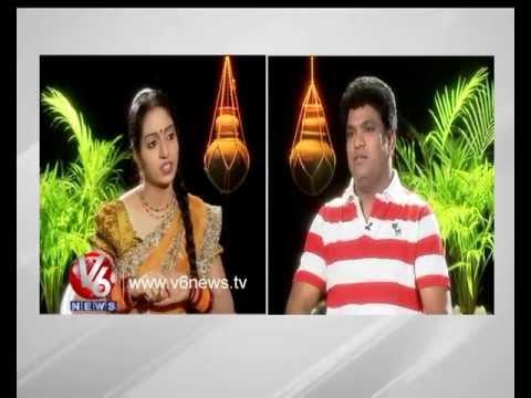 Racha Ramulamma Chit Chat With Mimicry Artist Siva Reddy || V6 News