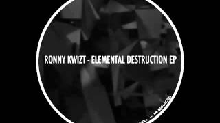 Ronny KwiZt - Dark Skies (Original Mix)