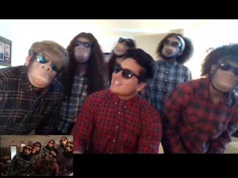 Lazy Song by Bruno Mars Music Video Remake 2015-2016