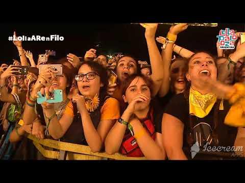 Twenty One Pilots-Ride at Lollapalooza Argentina 2019