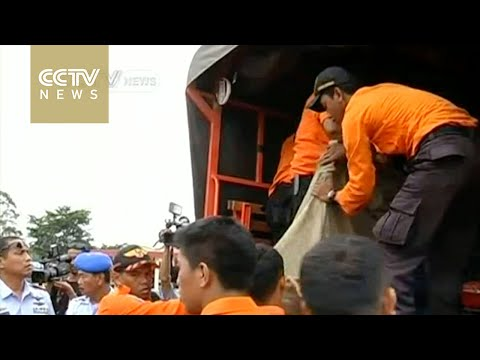 Multinational team joins in the search for AirAsia jet black boxes