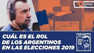 ¿Cuál es el rol de los argentinos para las elecciones 2019? | Editorial de Roberto Navarro