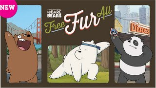 Free Fur All – We Bare Bears Minigame Collection  iOS / Android - HD Gameplay Trailer