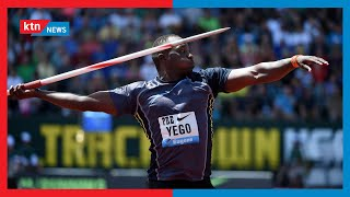 Julius Yego is looking forward to a place in the finals of the Tokyo Olympics 2020