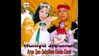 Video Ayşe Şan - Şehrîban - Gazin - Canê - Delal download MP3, 3GP, MP4, WEBM, AVI, FLV Desember 2017