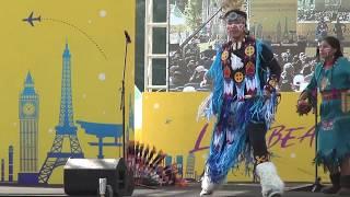 세계문화공연 에콰도르 인디언 전통춤 퍼포먼스 악기연주2…