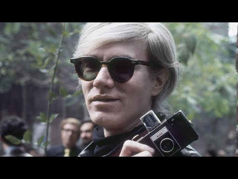 The Many Styles Of Andy Warhol