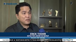 Download Video Erick Thohir: Tak Percaya Hukum Indonesia? Silahkan Pindah MP3 3GP MP4