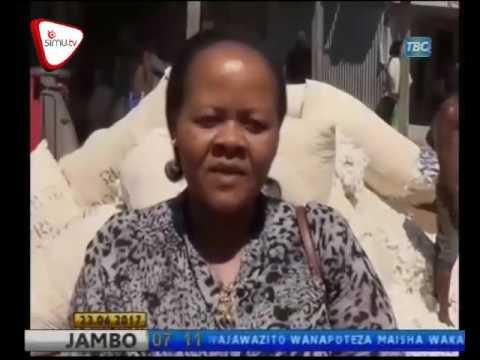 Manufaa Ya Kilimo Cha Mkataba Mkoani Simiyu