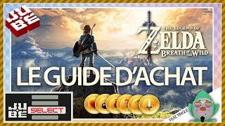 JUBE Select #06 - Zelda Breath of the Wild | Le guide d