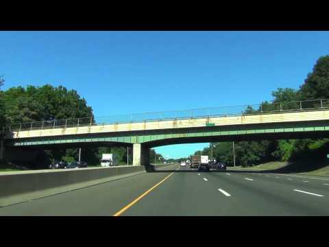 New Haven, Connecticut I-95 SB