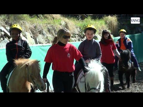 Pony Park llega a Barcelona. Marzo 2015