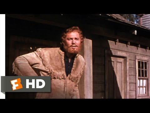 Seven Brides for Seven Brothers 210 Movie CLIP  Bless Your Beautiful Hide 1954 HD