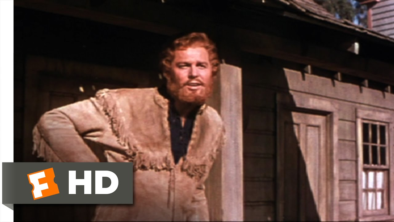 Download Seven Brides for Seven Brothers (2/10) Movie CLIP - Bless Your Beautiful Hide (1954) HD