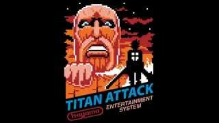 Repeat youtube video Attack on Titan / Shingeki no Kyojin Opening - Guren no Yumiya 8-bit and 16-bit Remix