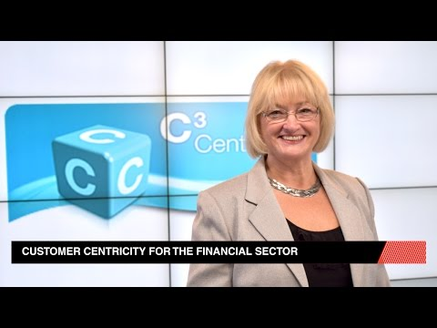 Customer Centricity For Finance