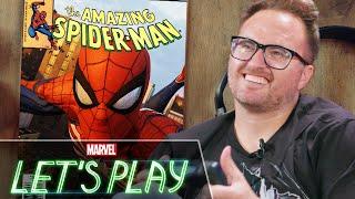 Swinging around New York City with Venom artist Ryan Stegman | Marvel Let
