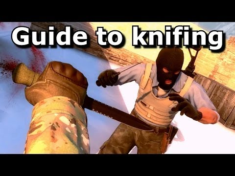 CS:GO - Knife tactics